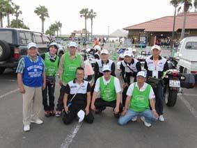 2)バイク隊も集合.JPG